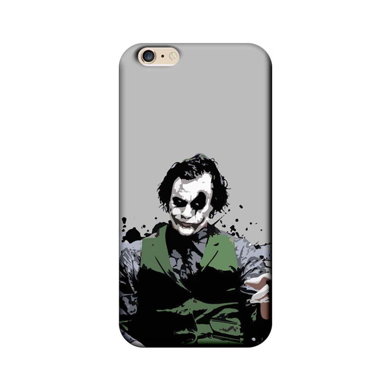Apple iPhone 6 Plus / 6s Plus Mobile Cover Printed Designer Case Why So Serious Joker