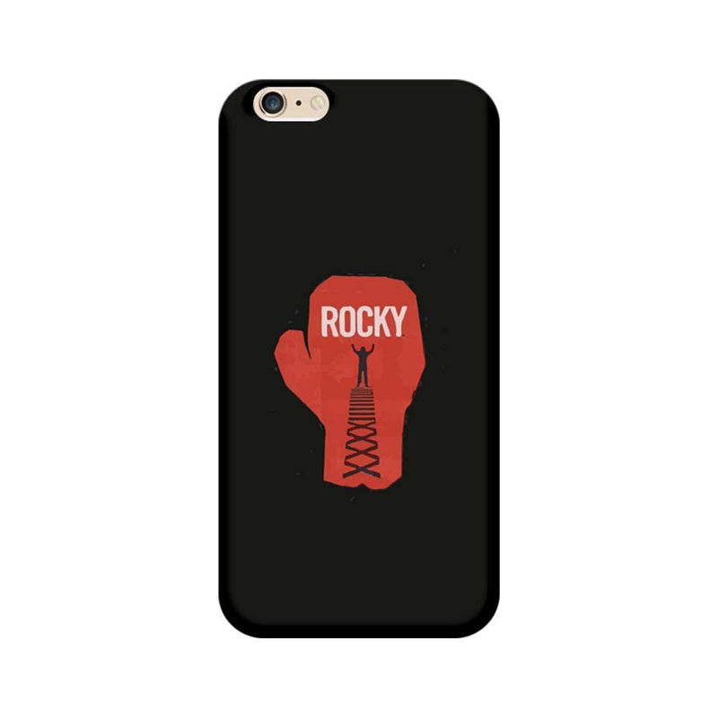 Apple iPhone 6 Plus / 6s Plus Mobile Cover Printed Designer Case Rocky