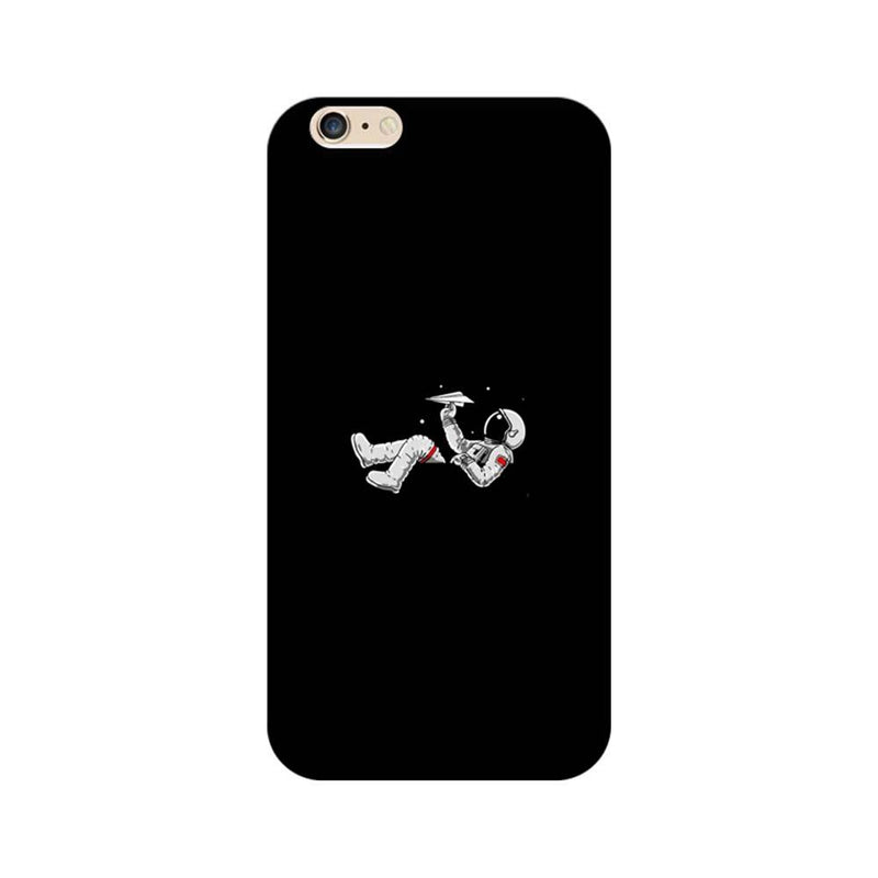 Apple iPhone 6 Plus / 6s Plus Mobile Cover Printed Designer Case Spaceman
