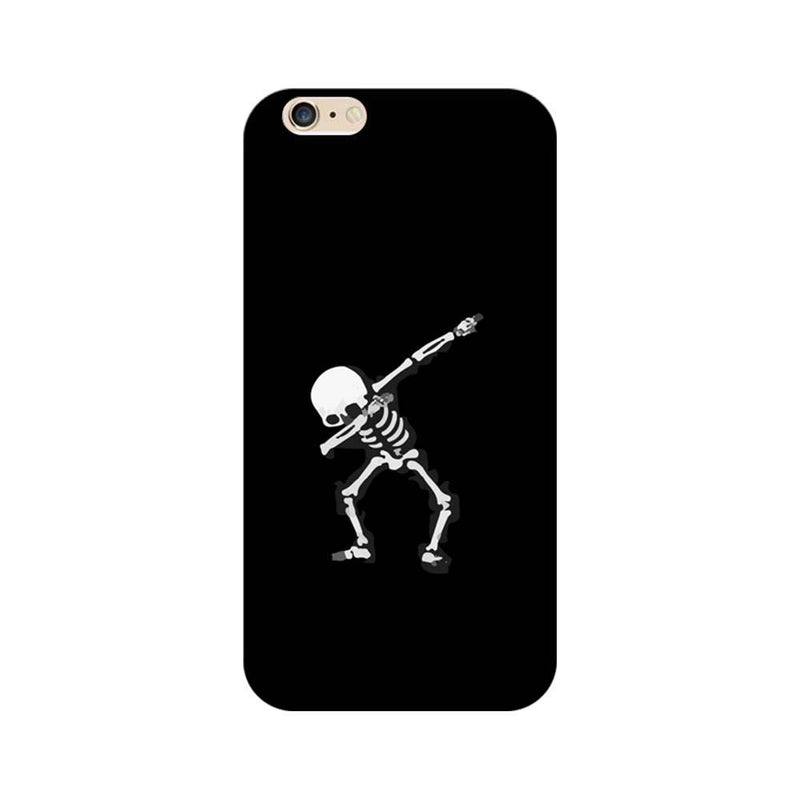 Apple iPhone 6 Plus / 6s Plus Mobile Cover Printed Designer Case Dancing Skull