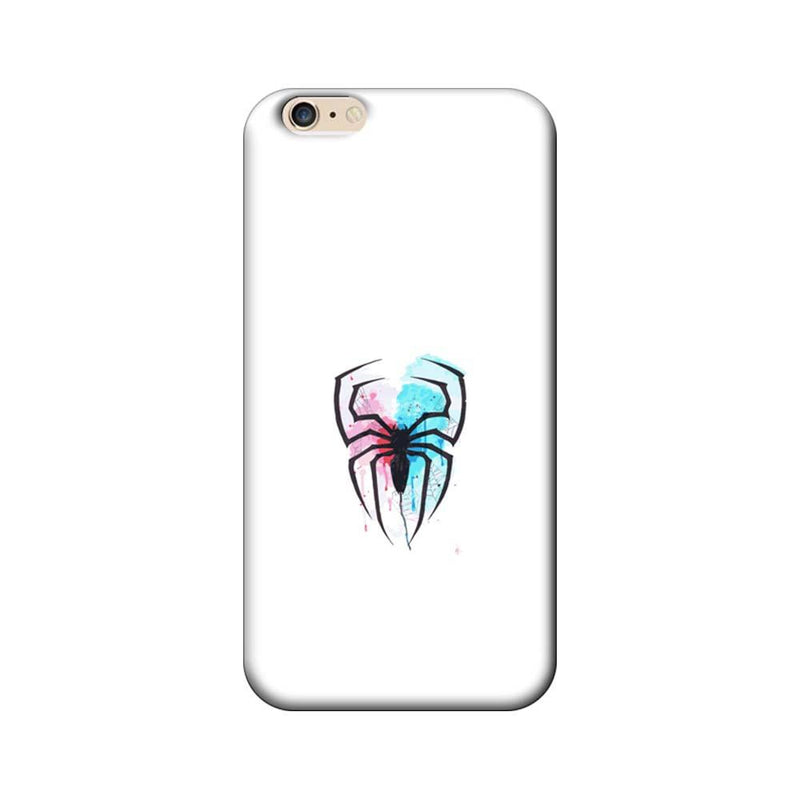 Apple iPhone 6 Plus / 6s Plus Mobile Cover Printed Designer Case Spiderman Logo
