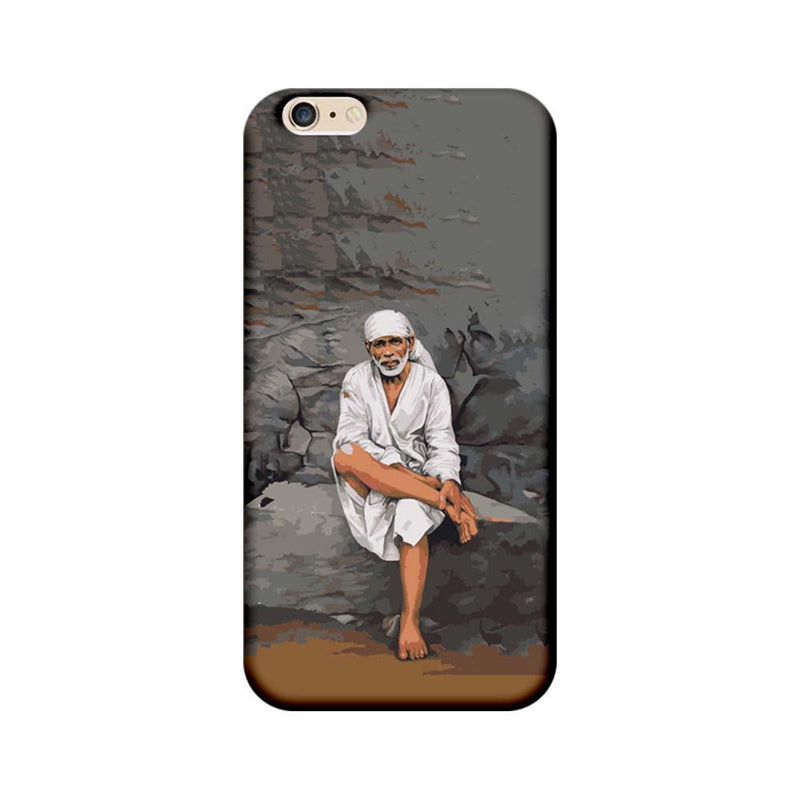 Apple iPhone 6 Plus / 6s Plus Mobile Cover Printed Designer Case Lord Sai Baba