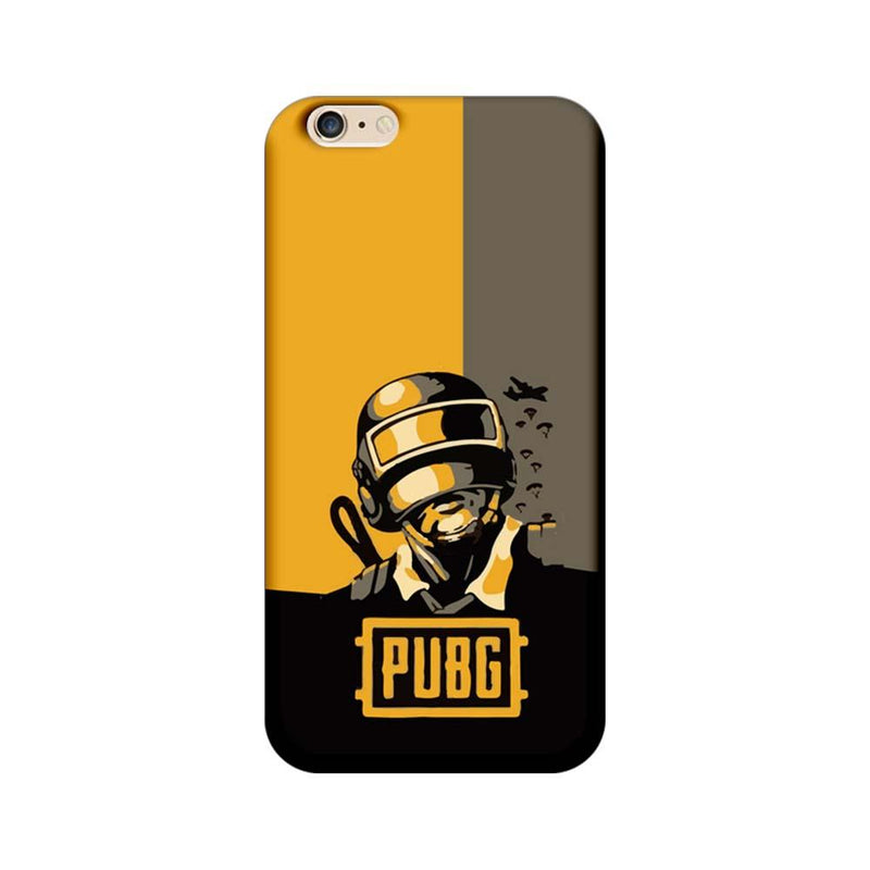 Apple iPhone 6 Plus / 6s Plus Mobile Cover Printed Designer Case PUBG