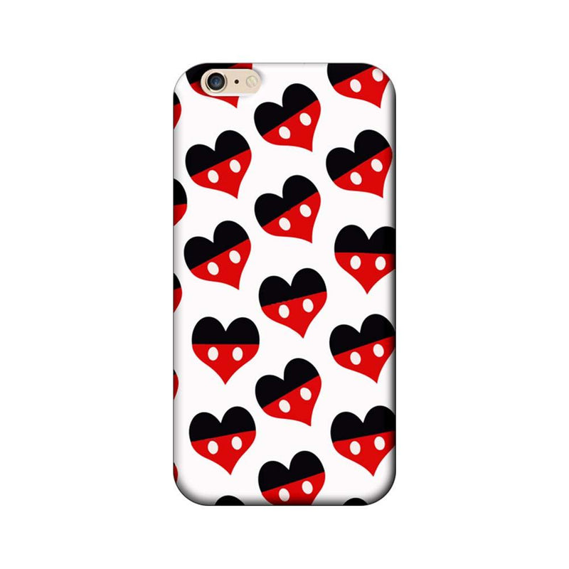 Apple iPhone 6 Plus / 6s Plus Mobile Cover Printed Designer Case Mickey Mouse Art