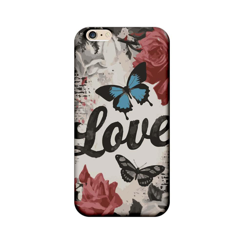 Apple iPhone 6 Plus / 6s Plus Mobile Cover Printed Designer Case Love