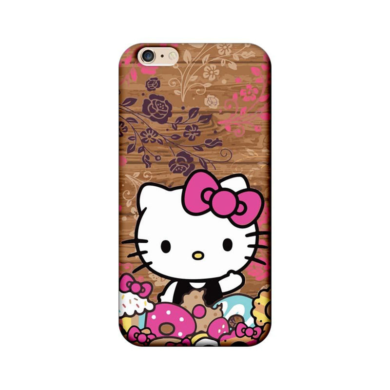Apple iPhone 6 Plus / 6s Plus Mobile Cover Printed Designer Case Hello Kitty 3.0