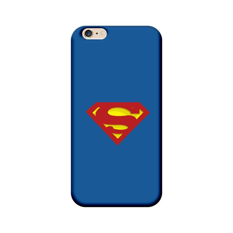 Apple iPhone 6 Plus / 6s Plus Mobile Cover Printed Designer Case Superman Logo