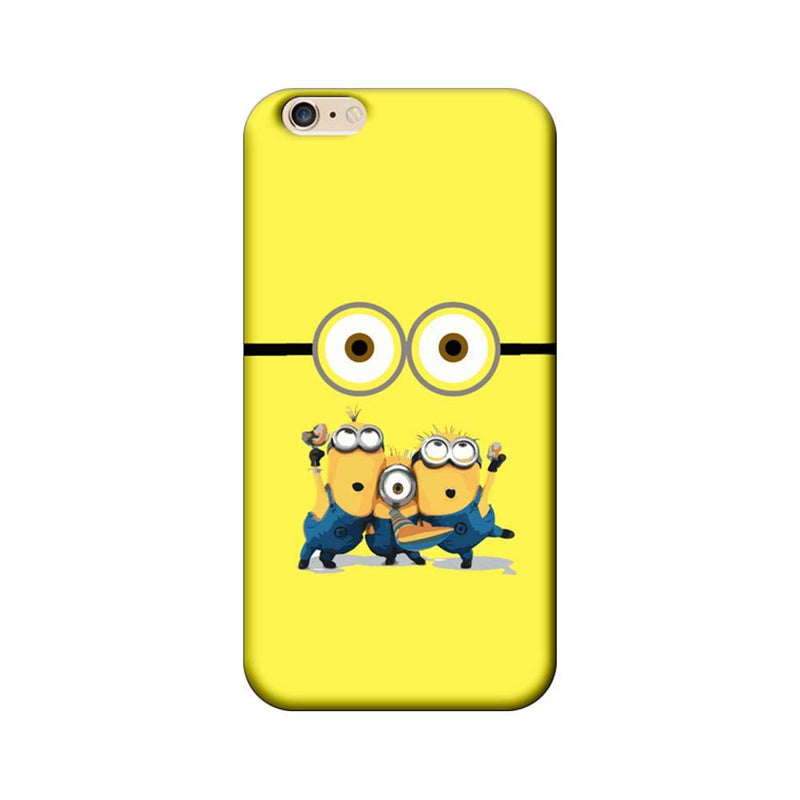 Apple iPhone 6 Plus / 6s Plus Mobile Cover Printed Designer Case Minions