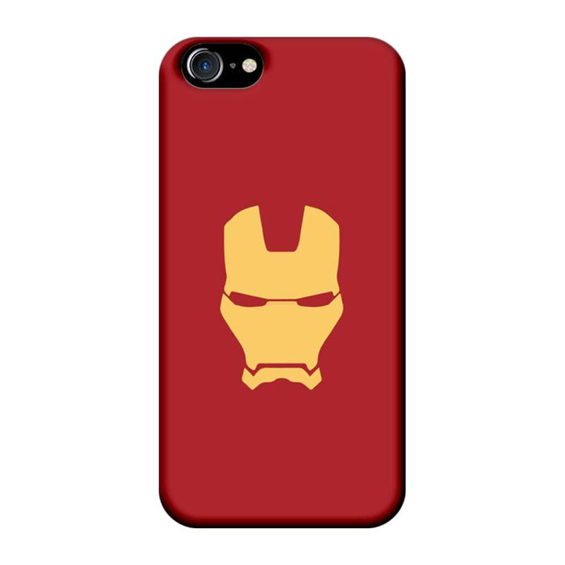 Apple iPhone 7 Mobile Cover Printed Designer Case Ironman illustration
