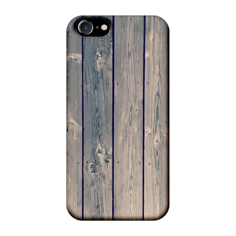 Apple iPhone 7 Mobile Cover Printed Designer Case Dust Wood