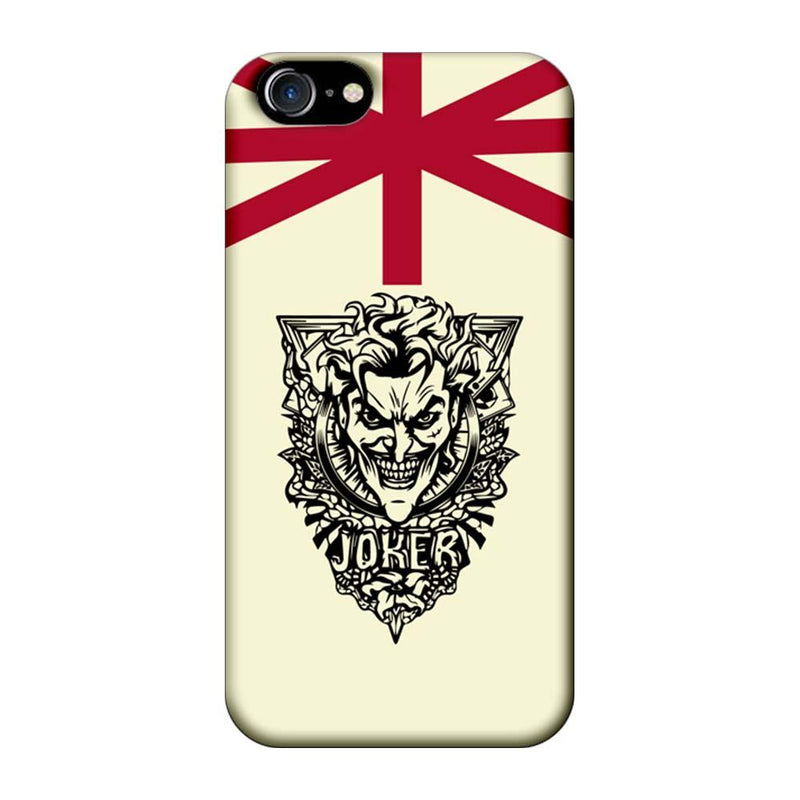 Apple iPhone 8 Mobile Cover Printed Designer Case Joker