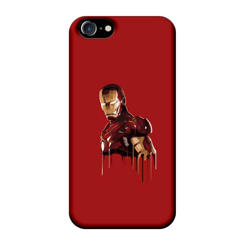 Apple iPhone 8 Mobile Cover Printed Designer Case Ironman