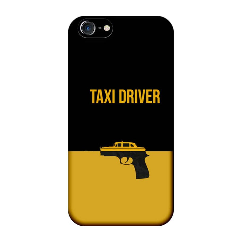 Apple iPhone 7 Mobile Cover Printed Designer Case Taxi Driver