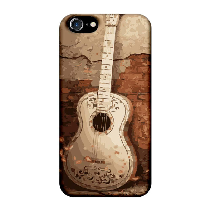 Apple iPhone 7 Mobile Cover Printed Designer Case Guitar