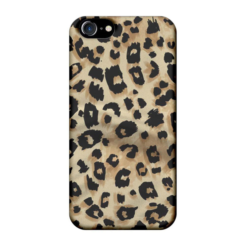 Apple iPhone 7 Mobile Cover Printed Designer Case Cheetah Patern