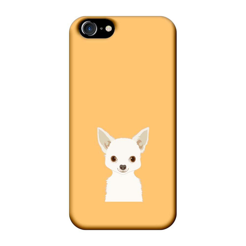Apple iPhone 7 Mobile Cover Printed Designer Case Cute Puppy