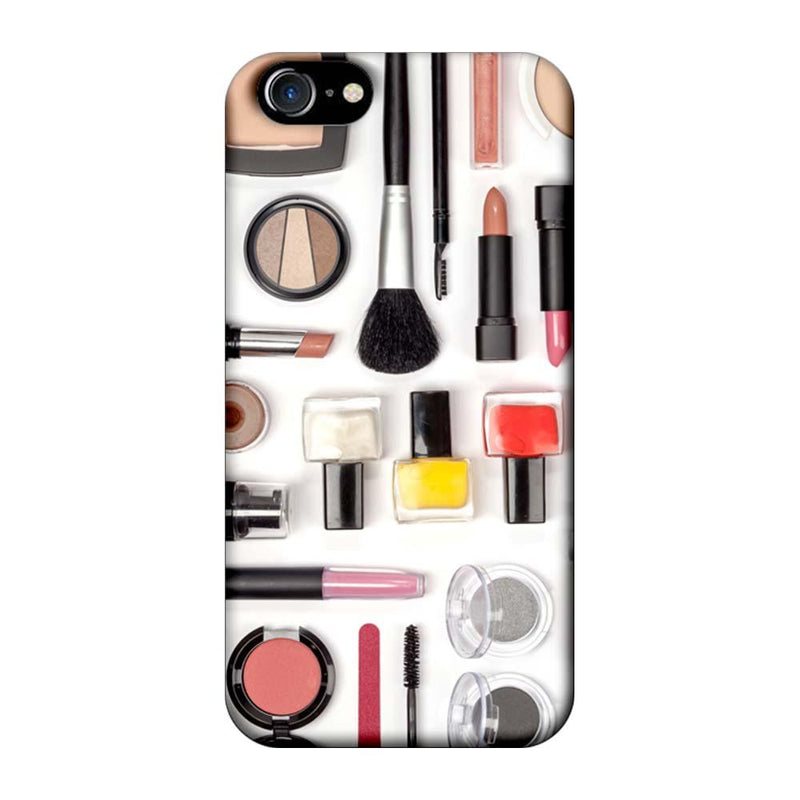 Apple iPhone 7 Mobile Cover Printed Designer Case Makeup Kit