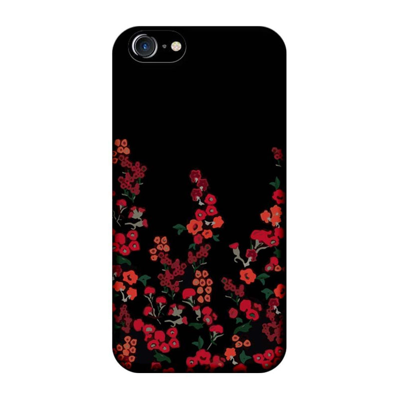 Apple iPhone 7 Mobile Cover Printed Designer Case Floral One