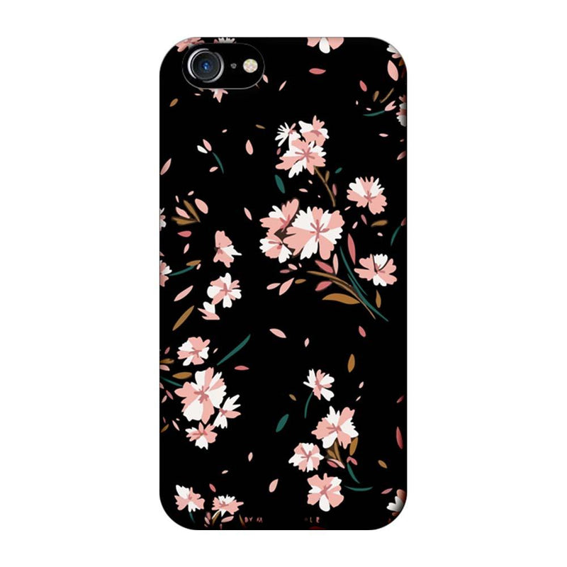 Apple iPhone 8 Mobile Cover Printed Designer Case Floral Two