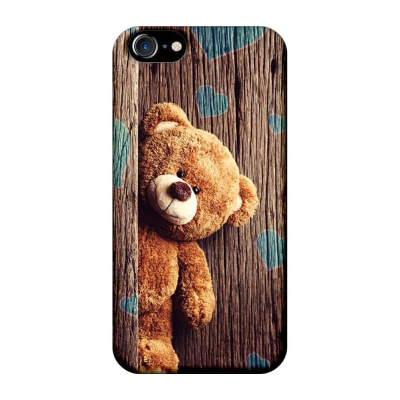 Apple iPhone 8 Mobile Cover Printed Designer Case Teddy Bear