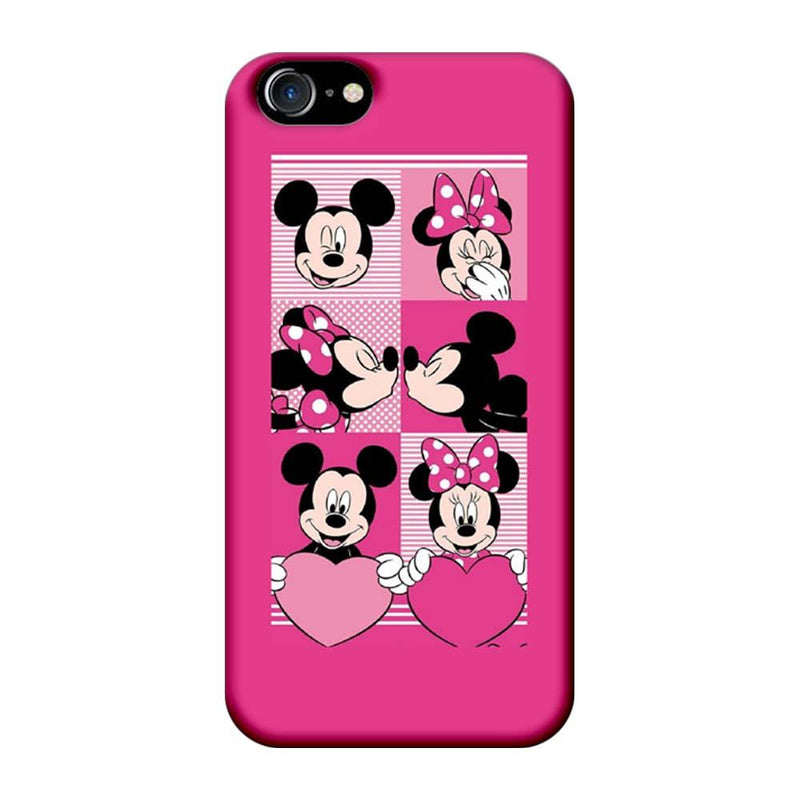 Apple iPhone 7 Mobile Cover Printed Designer Case Mickey Mouses