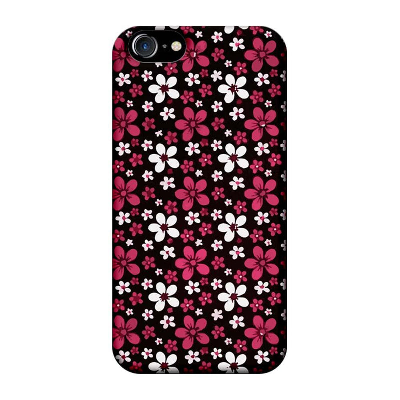 Apple iPhone 8 Mobile Cover Printed Designer Case Florals 2.0