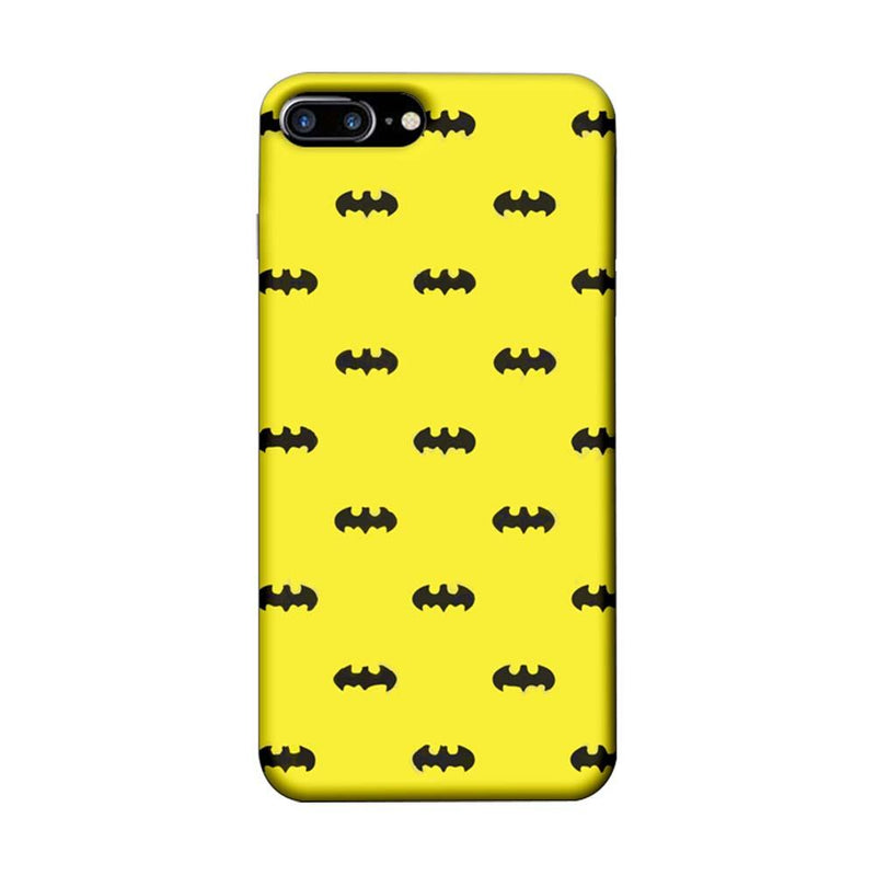 Apple iPhone 7 Plus Mobile Cover Printed Designer Case Multi Batman