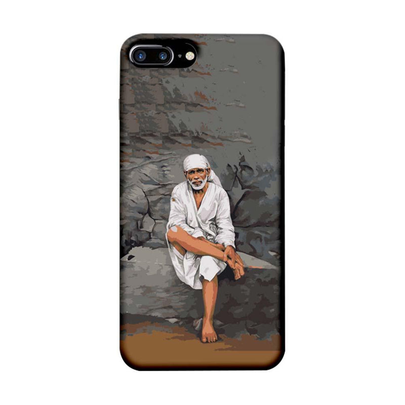 Apple iPhone 7 Plus Mobile Cover Printed Designer Case Lord Sai Baba