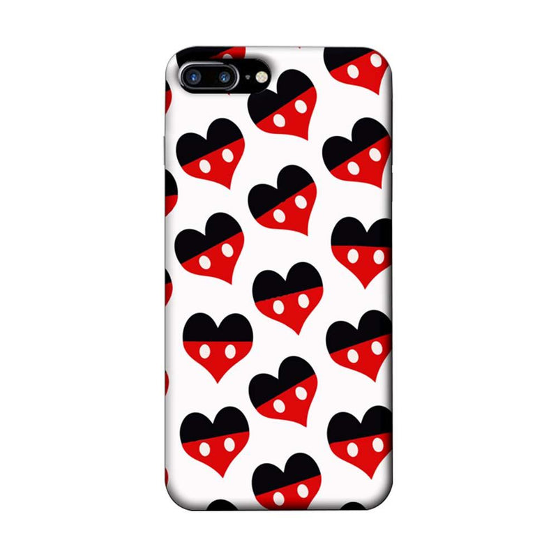 Apple iPhone 7 Plus Mobile Cover Printed Designer Case Mickey Mouse Art
