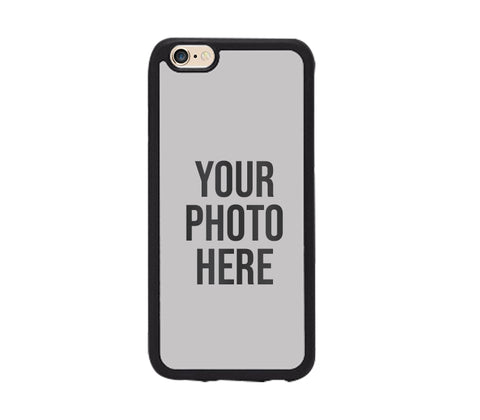 Apple iPhone 6 Plus Back Cover Personalised Printed Glass Case