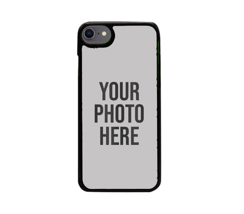 Apple iPhone 7 Back Cover Personalised Printed Glass Case