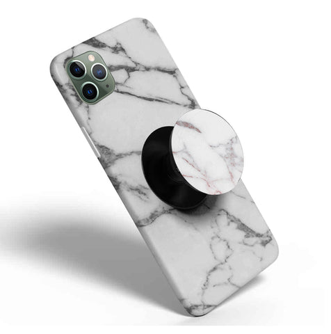 Crazywears Printed Phonecase with Black Popsocket - 43