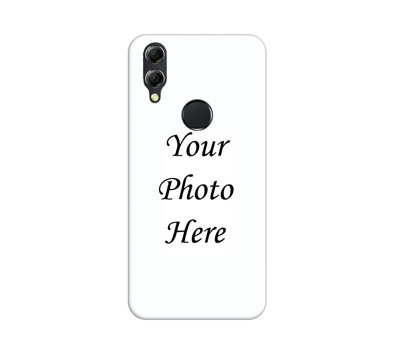 Huawei Honor 8X Back Cover Personalised Printed Case