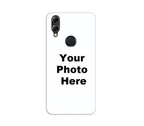 Huawei Honor 10 Lite Back Cover Personalised Printed Case - www.crazywears.in
