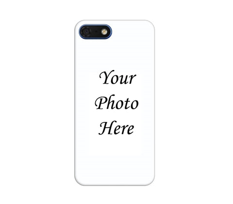 Huawei Honor 7s Back Cover Personalised Printed Case