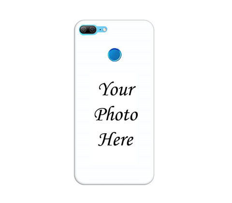 Huawei Honor 9 Lite Back Cover Personalised Printed Case - www.crazywears.in