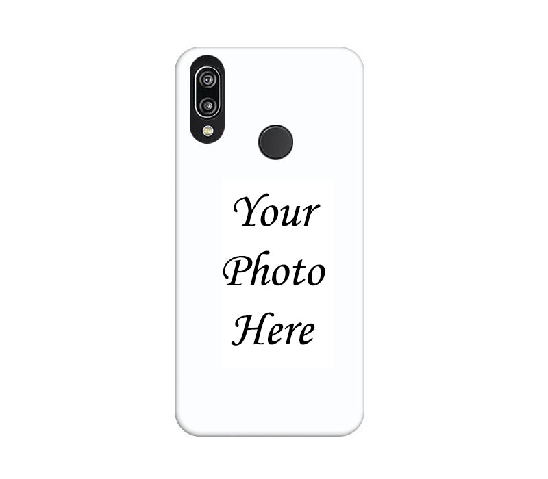 Huawei Honor P20 Lite Back Cover Personalised Printed Case - www.crazywears.in
