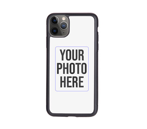 Apple iPhone 11 Pro Max Back Cover Personalised Printed Glass Case