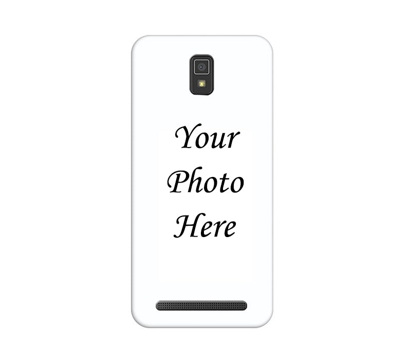 Lenovo A6600 Plus Back Cover Personalised Printed Case - www.crazywears.in
