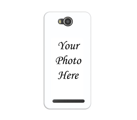 Lenovo A7700 Back Cover Personalised Printed Case