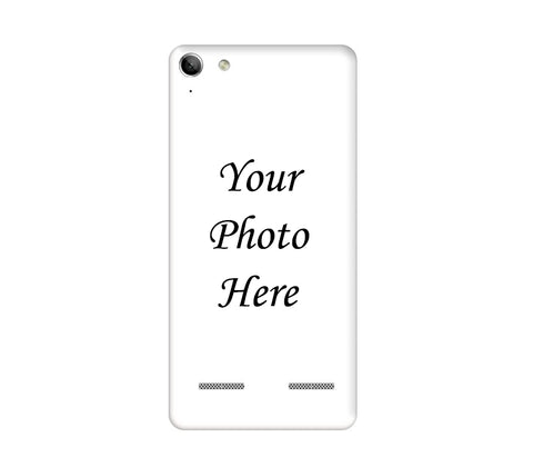 Lenovo Vibe K5 / K5 Plus Back Cover Personalised Printed Case - www.crazywears.in