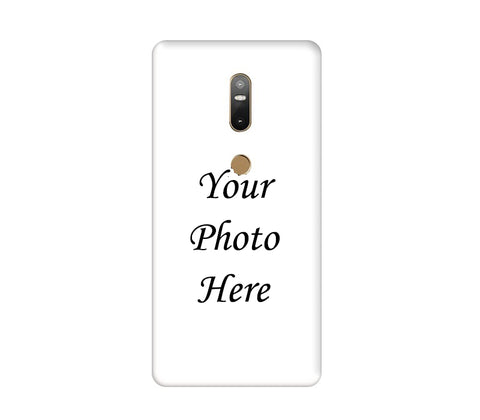 Lenovo Phab 2 Plus Back Cover Personalised Printed Case - www.crazywears.in