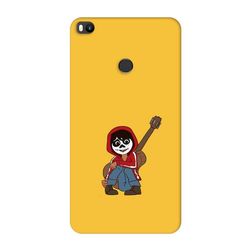 Xiaomi Mi Max 2 Mobile Cover Printed Designer Case Coco Two