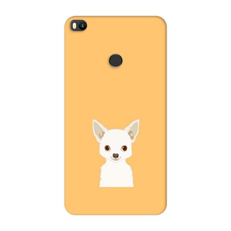 Xiaomi Mi Max 2 Mobile Cover Printed Designer Case Cute Puppy
