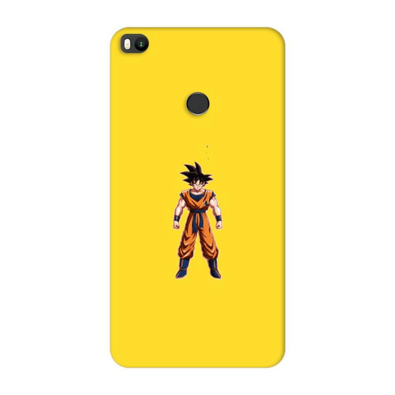 Xiaomi Mi Max 2 Mobile Cover Printed Designer Case Dragon Ball