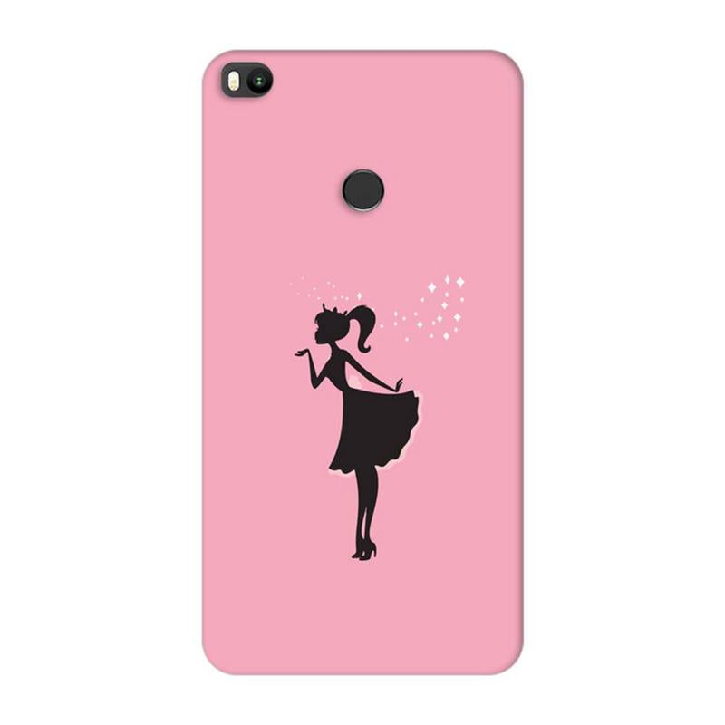 Xiaomi Mi Max 2 Mobile Cover Printed Designer Case Barbie Doll