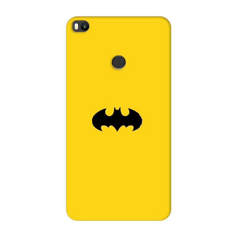 Xiaomi Mi Max 2 Mobile Cover Printed Designer Case Batman Logo