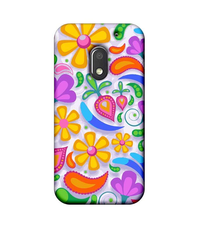 Motorola Moto E3 Power Mobile Cover Printed Designer Case Art Pattern 2.0