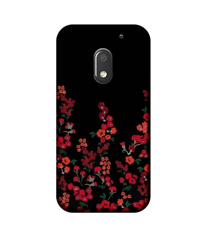Motorola Moto E3 Power Mobile Cover Printed Designer Case Floral One