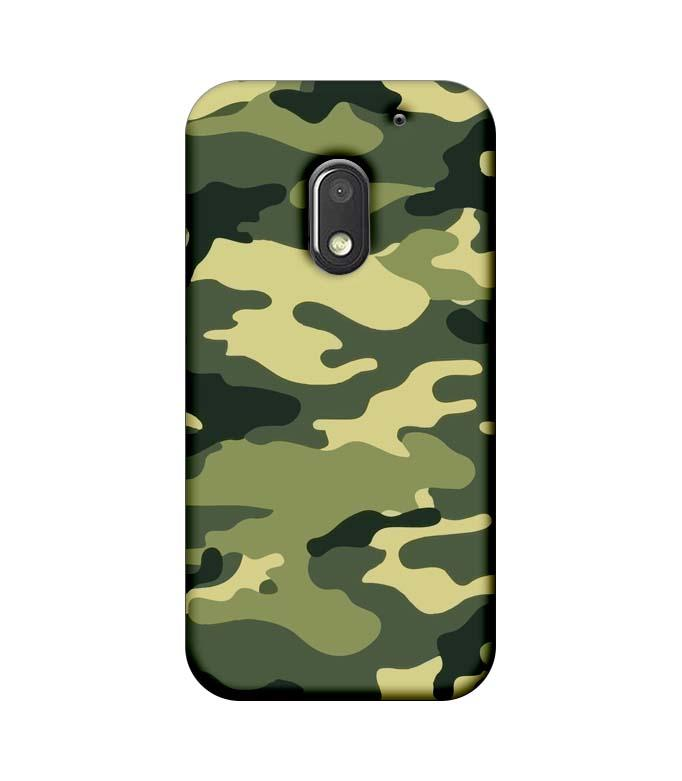 Motorola Moto E3 Power Mobile Cover Printed Designer Case Military Pattern 2.0